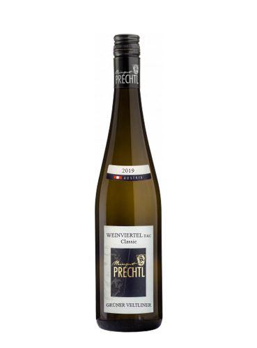 Grüner Veltliner, Weinviertel Classic, Qualitätswein DAC, 2020, Weingut Prechtl, 0.75l