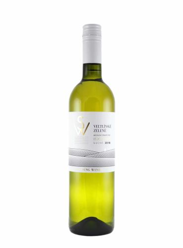 Veltlínské zelené, Classic, Zemské, 2020, Sing Wine, 0.75l