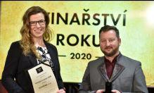 Sonberk vyhlášen Vinařstvím roku 2020