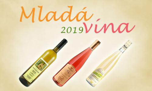 Mladá vína 2019