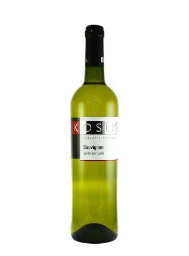 Sauvignon, Pozdní sběr, 2020, Vinařství Kosík, 0.75l