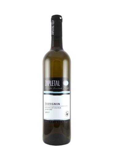 Sauvignon, Pozdní sběr, 2019, Vinařství František Zapletal, 0.75l