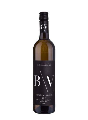 Veltlínské zelené, Výběr z hroznů, 2019, Vinařství B/V, 0.75l