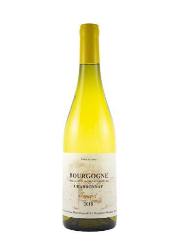 Chardonnay, Jomard, Bourgogne AOP, 2018, Pierre Dupond, 0,75 l