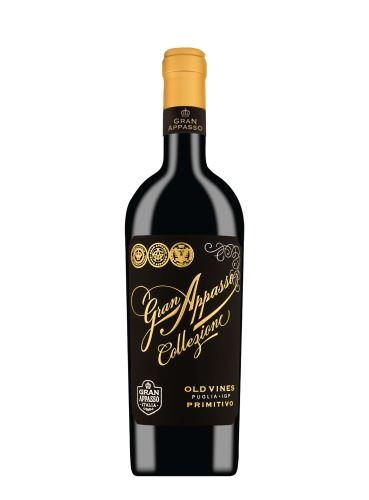 Primitivo, Collezione Old Vines, IGP, 2019, Gran Appasso, 0,75 l