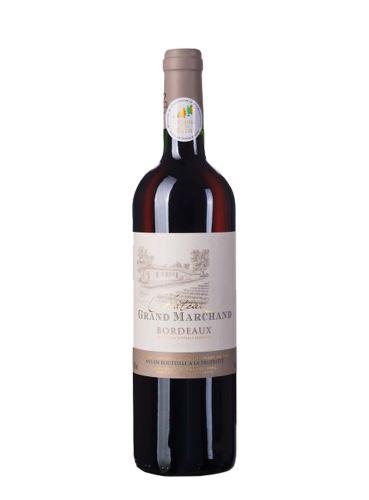 Bordeaux, AOC, 2016, Château Grand Marchand, 0.75 l