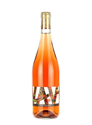 Tramín červený, Oranžové, WAVE Youth, 2019, Vinařství Lahofer, 0.75l