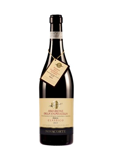 Amarone della Valpolicella, Classico, DOCG, 2015, Novacorte, Domus Vinii, 0.75 l