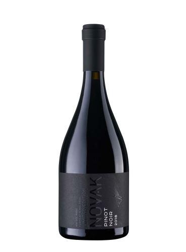 Pinot noir, Limited edition, 2018, Novak Winery, 0.75 l