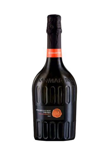 Prosecco, DOC, Millesimato 2019, Brut, San Martino, 0,75 l