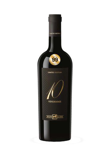10 Vendemmie, Montepulciano D'Abruzzo, Limited Edition 2020, Tenuta Ulisse, 0.75l