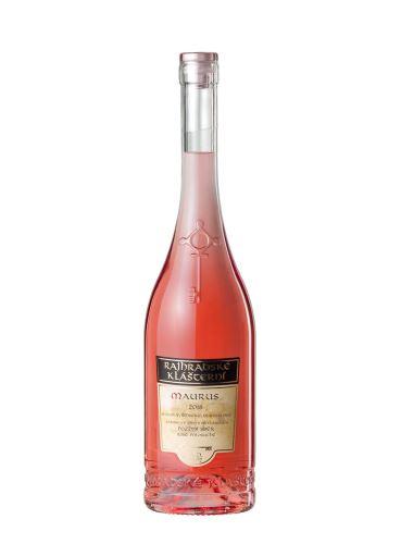 Maurus rosé, Pozdní sběr, 2018, Rajhradské klášterní, 0.75l