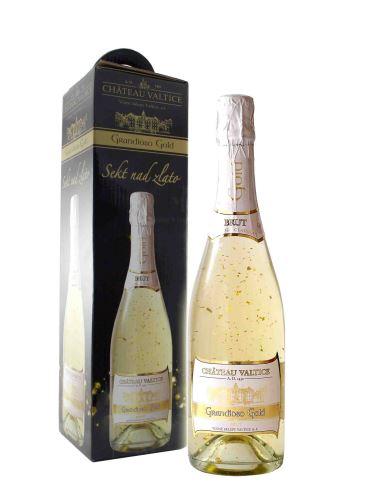 Sekt Grandioso Gold, Château Valtice, 0.75l