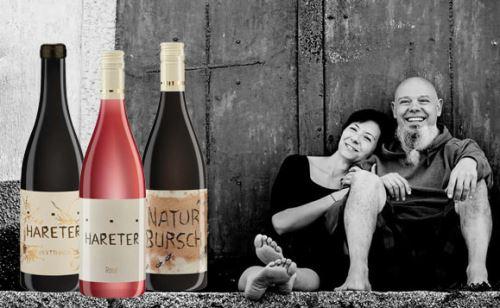 Vstupte do světa naturálních vín s Weingut Hareter