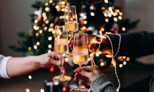 Vánoční párování vín