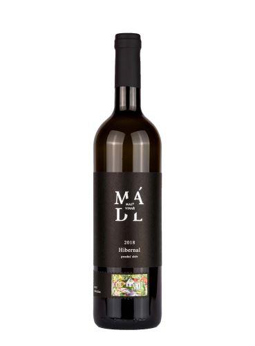 Hibernal, Pozdní sběr, 2018, František Mádl - Malý vinař, 0.75l