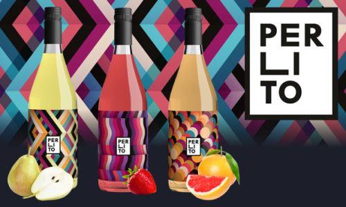 PERLÍTO - osvěžující novinka z vína a ovocné šťávy