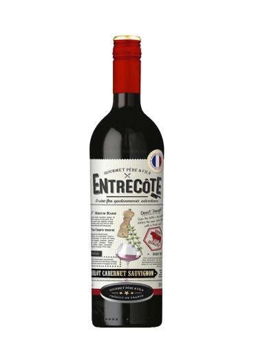 Cuvée Entrecote, Vin de France, 2019, Gourmet Pére & Fils, 0.75 l