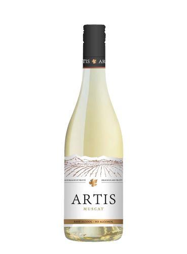 Muscat, Nealkoholické víno, Artis, 0.75 l