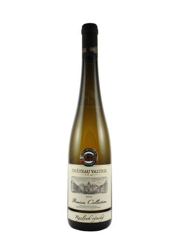 Ryzlink rýnský, Premium Collection, VOC Valtice, 2019, Château Valtice, 0.75l