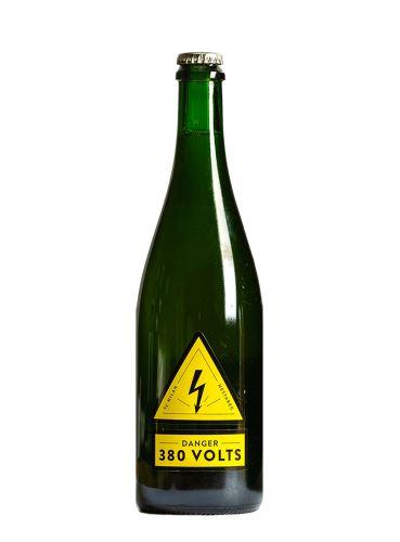 DANGER 380 VOLTS, Naturální víno, 2020, Milan Nestarec, 0.75 l