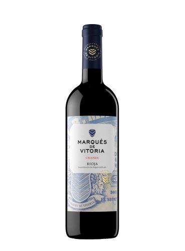 Tempranillo, Crianza, DOC Rioja, 2016, Marqués de Vitoria, 0.75l