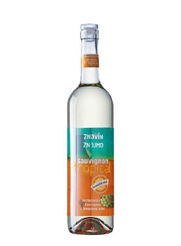 Sauvignon, Tropical, Pozdní sběr, 2018, Znovín Znojmo, 0.75l