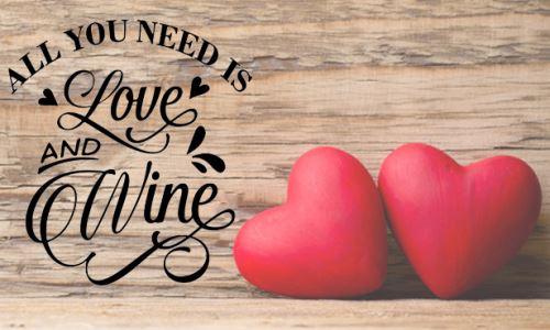 Oslavte Valentýn skvělými víny z našeho výběru