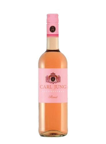 Rosé, Nealkoholické víno, Carl Jung, 0.75l