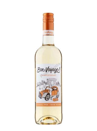 Chardonnay, Nealkoholické víno, Bon Voyage, 0.75 l