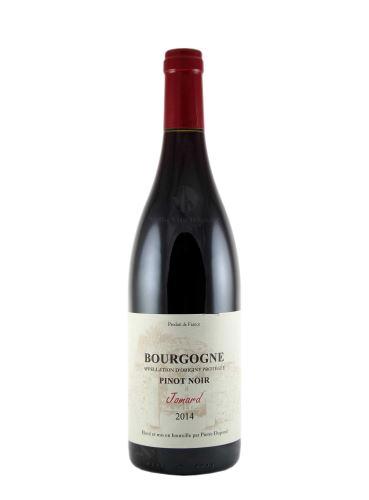 Pinot noir, Jomard, Bourgogne AOP, 2018, Pierre Dupond, 0,75 l
