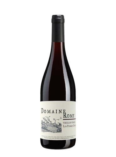 Pinot noir, Bourgogne AOP, 2016, Domaine Romy, 0,75 l