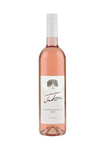 Cabernet Sauvignon rosé, Zemské, 2020, Vinařství Marian Vrba, 0.75l