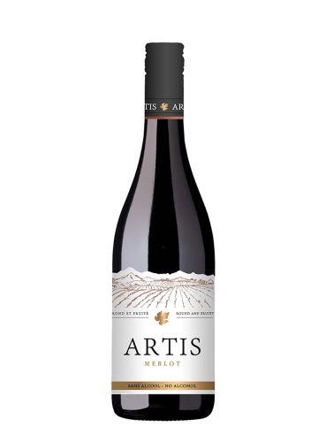 Merlot, Nealkoholické víno, Artis, 0.75 l
