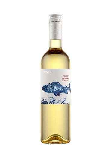 Sauvignon blanc, Pozdní sběr, 2020, THAYA, 0.75l