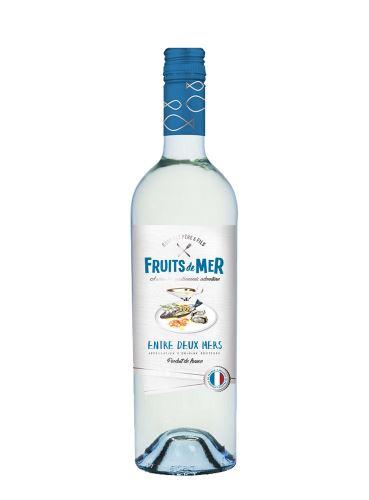 Fruits de Mer, Entre deux Mers AOC, 2019, Gourmet Pére & Fils, 0.75 l