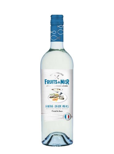Fruits de Mer, Entre deux Mers AOC, 2020, Gourmet Pére & Fils, 0.75 l