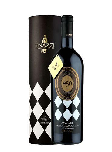 Amarone della Valpolicella, A50 Generation, DOCG Riserva, 2012, Tinazzi 0,75 l