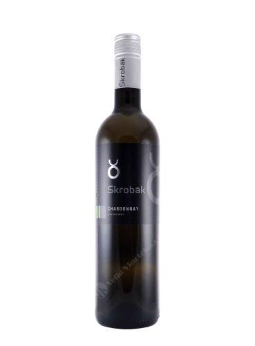 Chardonnay, Pozdní sběr, 2018, Vinařství Škrobák, 0.75l