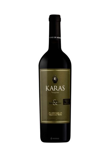 Karas, 2018, Areni & Khndoghni, Armavir 0.75 l