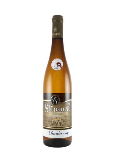 Chardonnay, Zemské, 2018, Vinařství Štěpánek, 0.75l