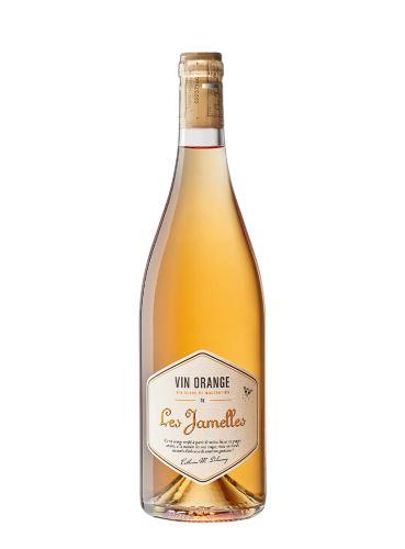 Vin Orange, IGP, 2020, Les Jamelles, 0.75l