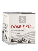 Primitivo, Bag in Box, IGT, Domus Vinii, 5 l