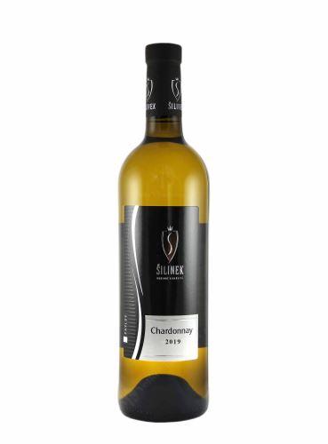 Chardonnay, Jakostní odrůdové, 2019, Jiří Šilinek, 0.75l
