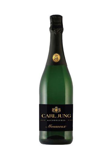Mousseux, Nealkoholické šumivé víno, Carl Jung, 0.75l