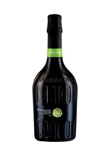 Prosecco, DOC, Millesimato 2019, Dry, San Martino, 0,75 l