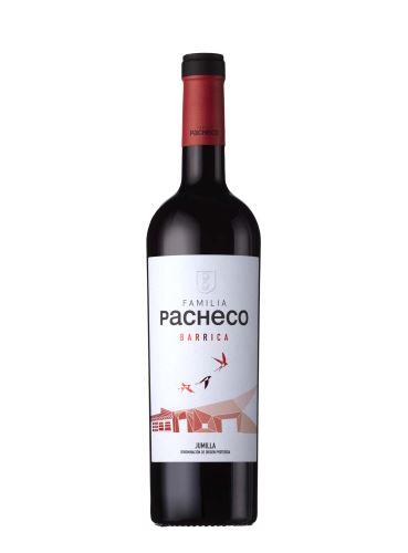 Barrica, 2018, Familia Pacheco, 0.75 l
