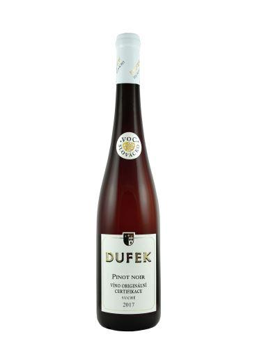 Pinot noir, VOC, 2017, Vinařství Dufek, 0.75l