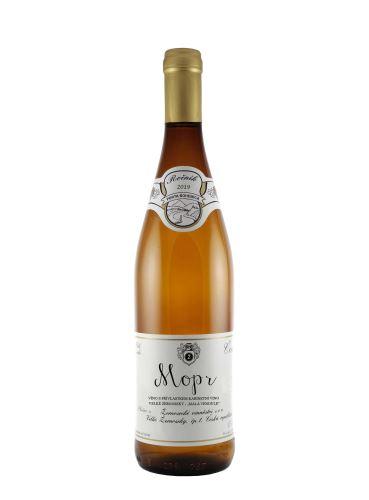 MOPR, Pozdní sběr, 2019, Žernosecké vinařství, 0,75 l