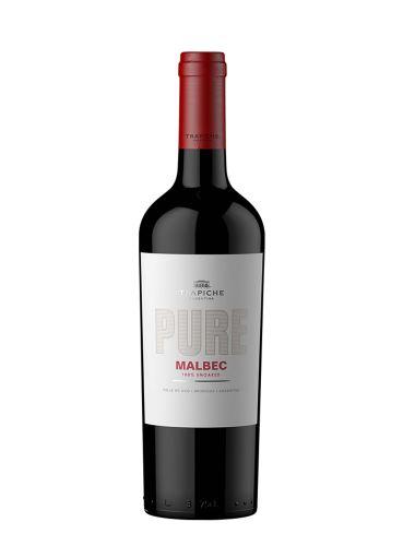 Malbec, Pure, 2018, Trapiche, 0.75 l